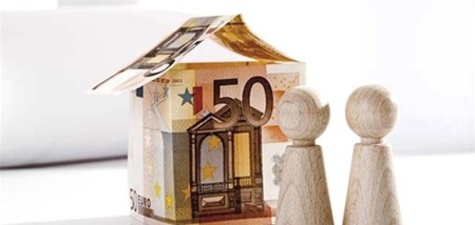 На доступное жилье Минрегион возьмет в банке 1,4 млрд грн кредита