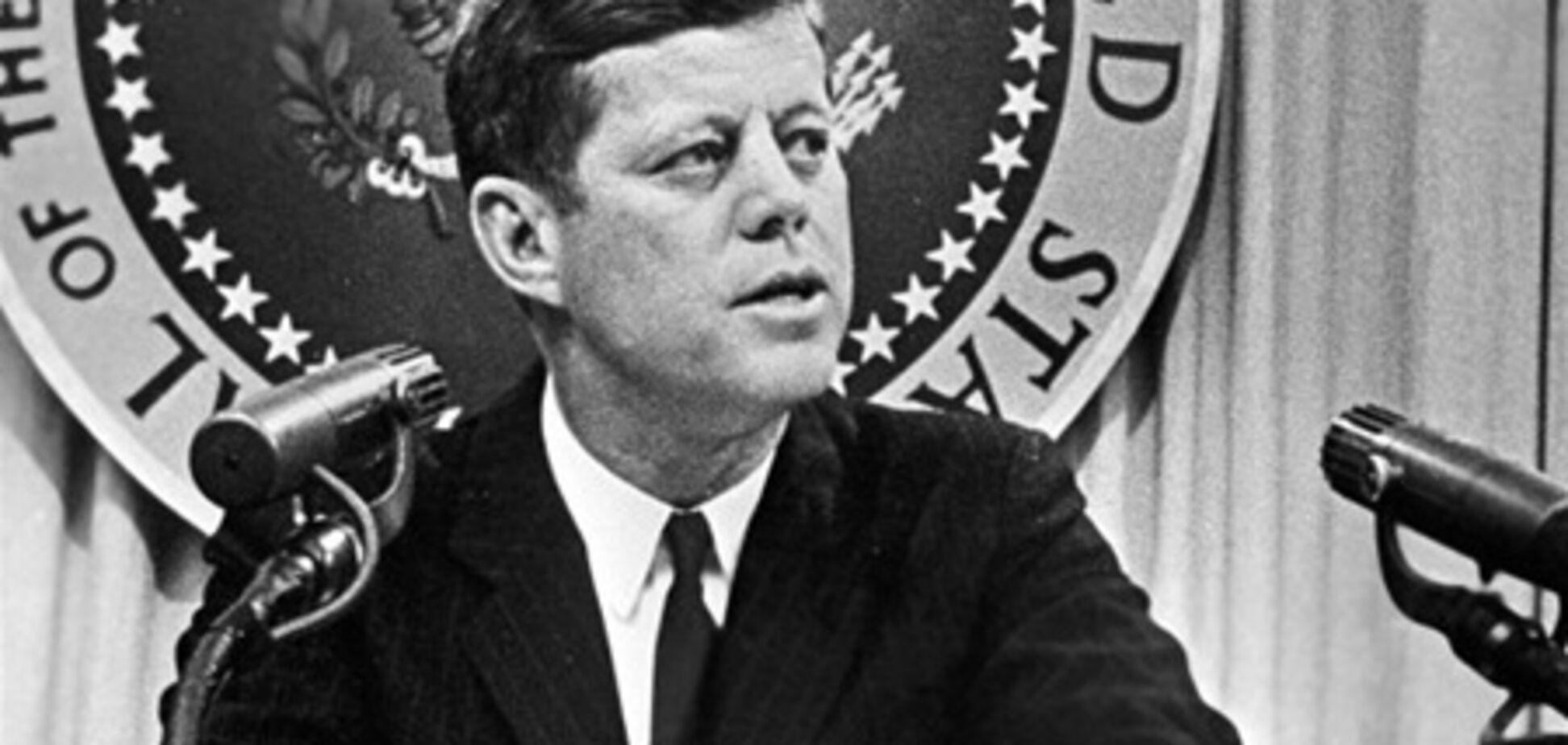 Обручальное кольцо убийцы Кеннеди уйдет с молотка в США