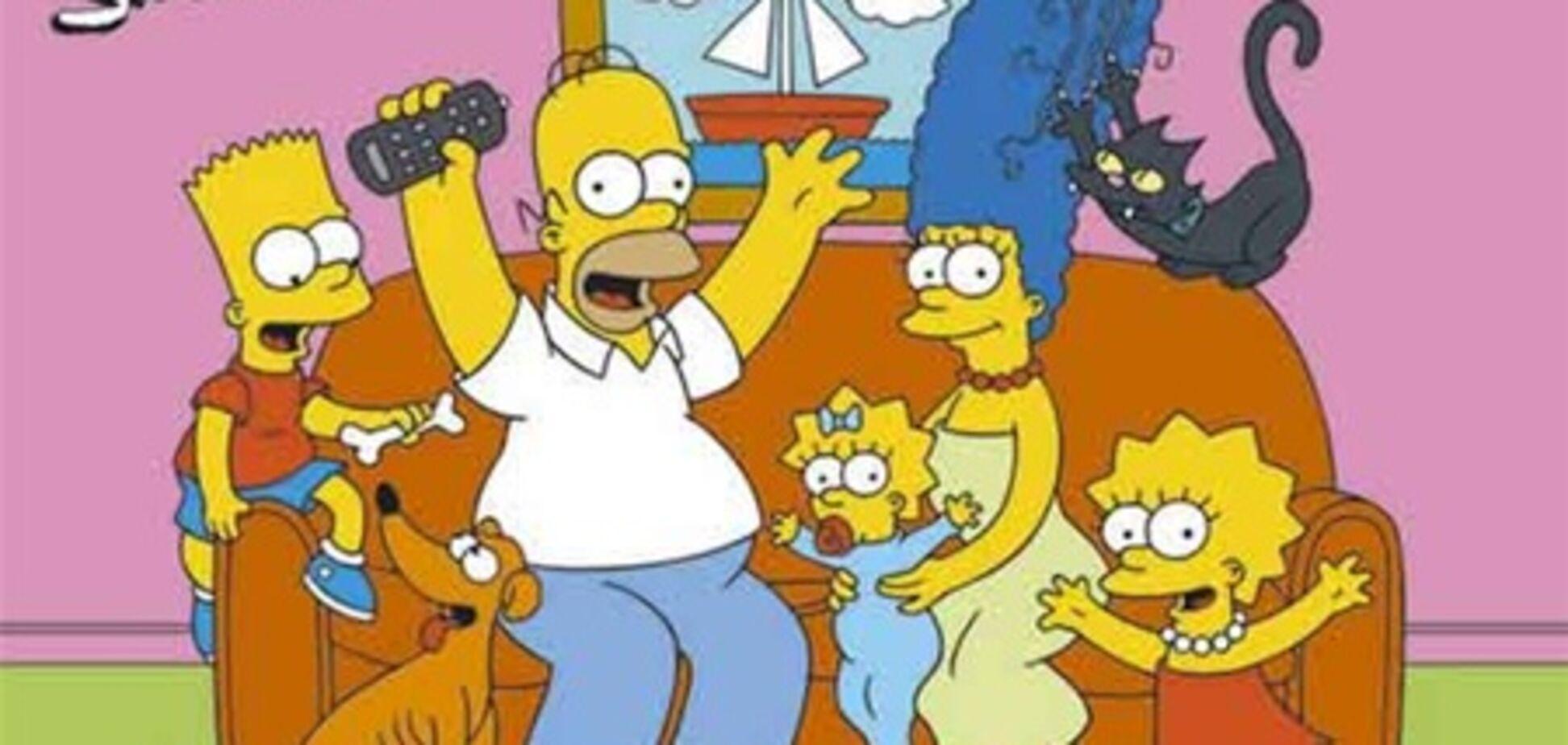 Симпсоны встретятся с Гриффинами