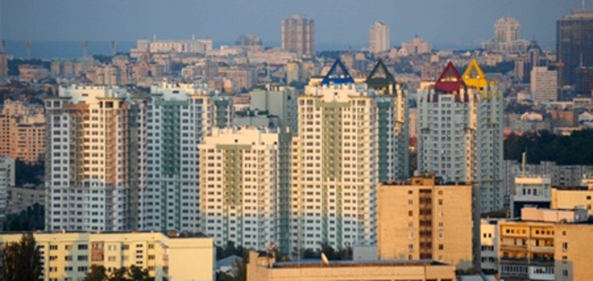 Спрос на киевское жилье эконом-класса упал на 15%