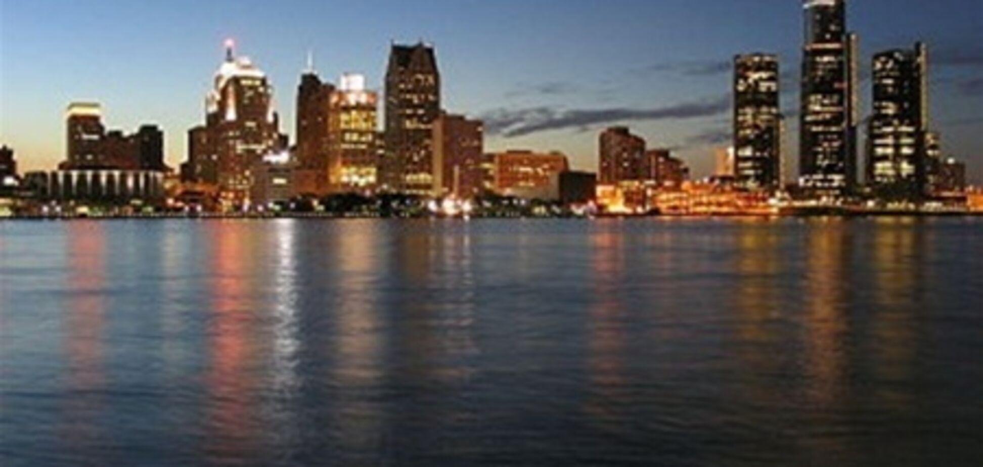 У обанкротившегося Детройта нашлось 100 тыс. кредиторов