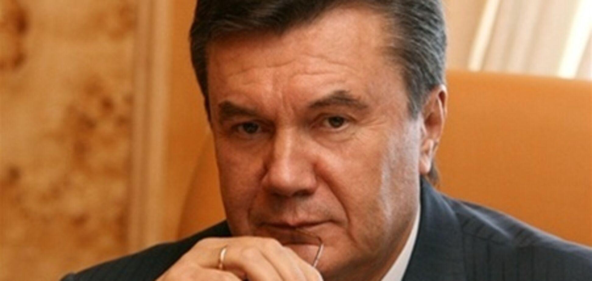 Янукович вимагає термінового розслідування подій у Врадіївці