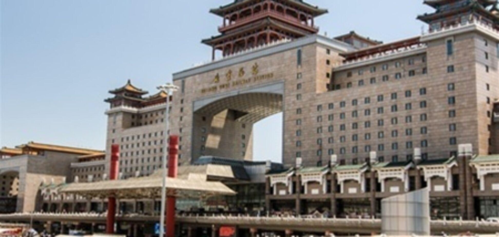 В Китае пассажирам на вокзале случайно включили порно