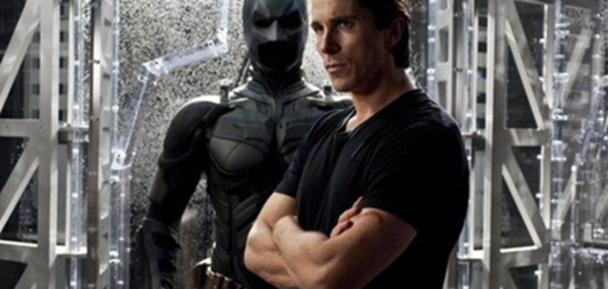 Кристиан Бэйл больше никогда не будет Бэтменом