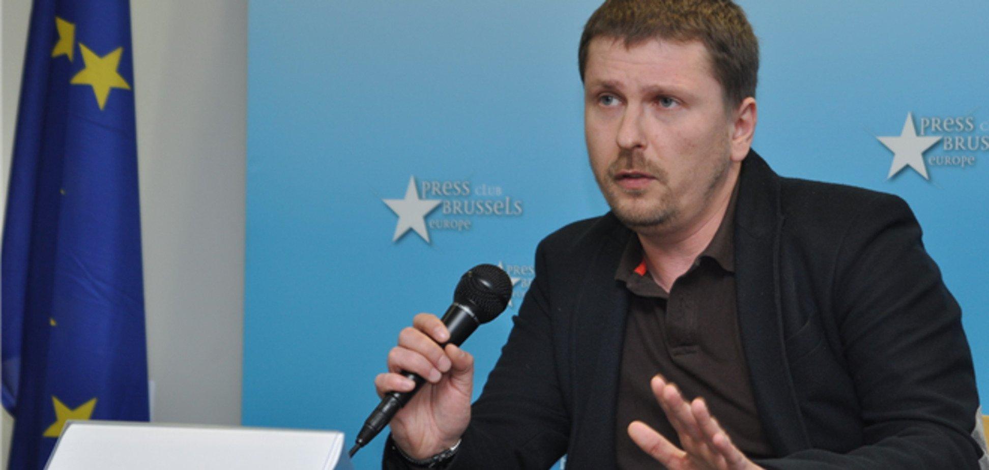 Журналіст Шарій заявляє, що його розшук незаконний