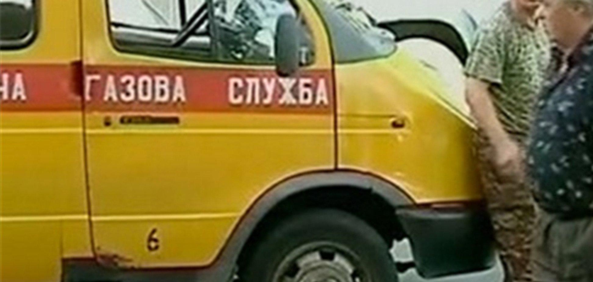 У Черкасах при ремонті газопроводу 3 людини отримали опіки