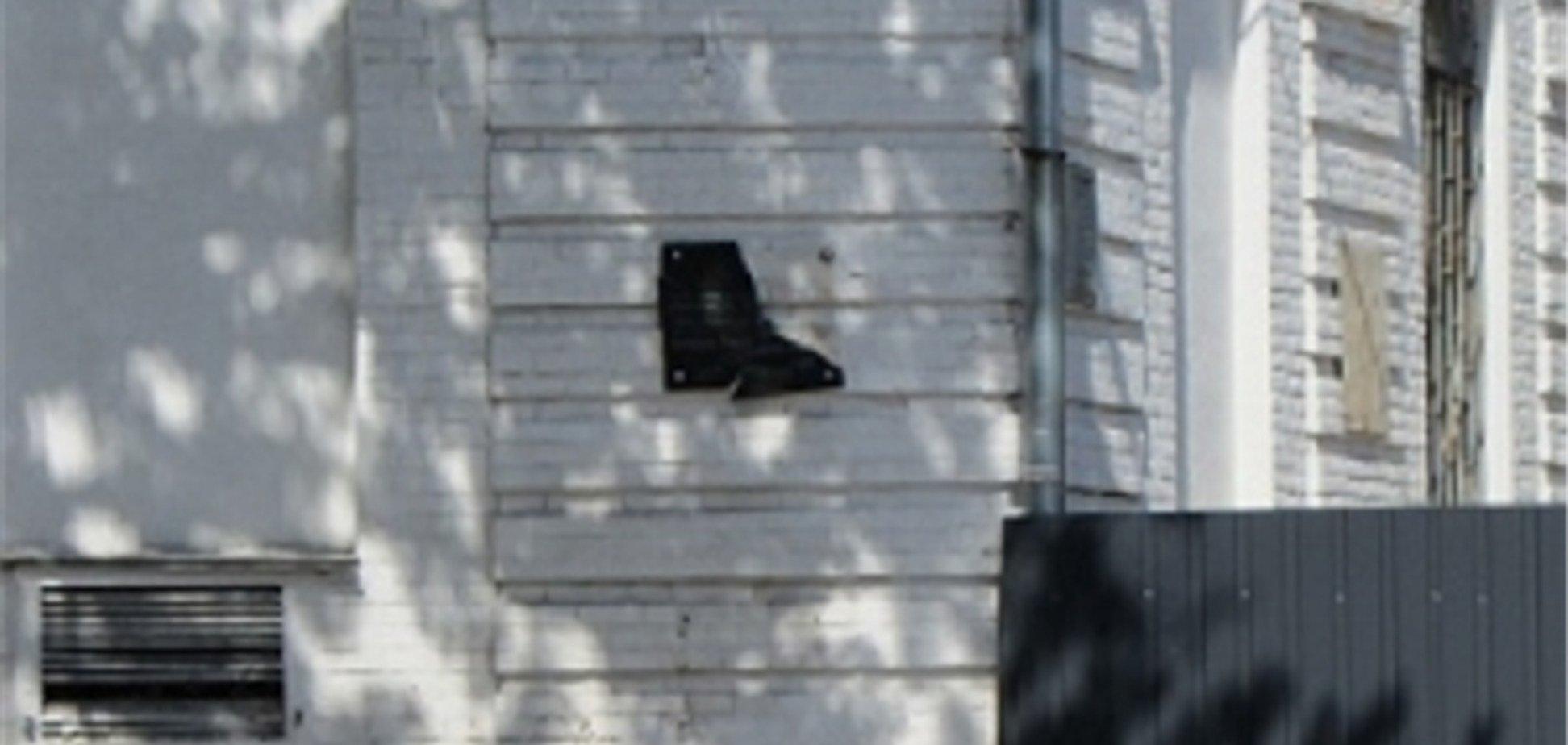 У Полтаві вандали розбили меморіальну дошку Ватутіну