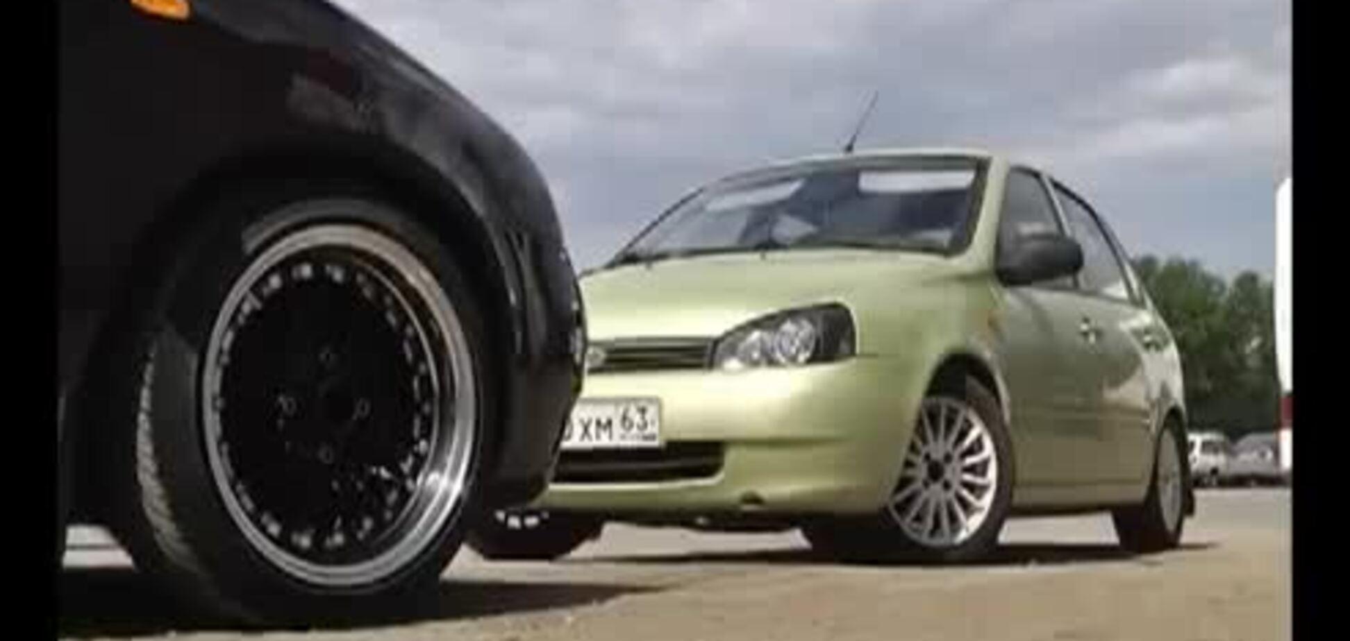 Top Gear на АвтоВАЗе
