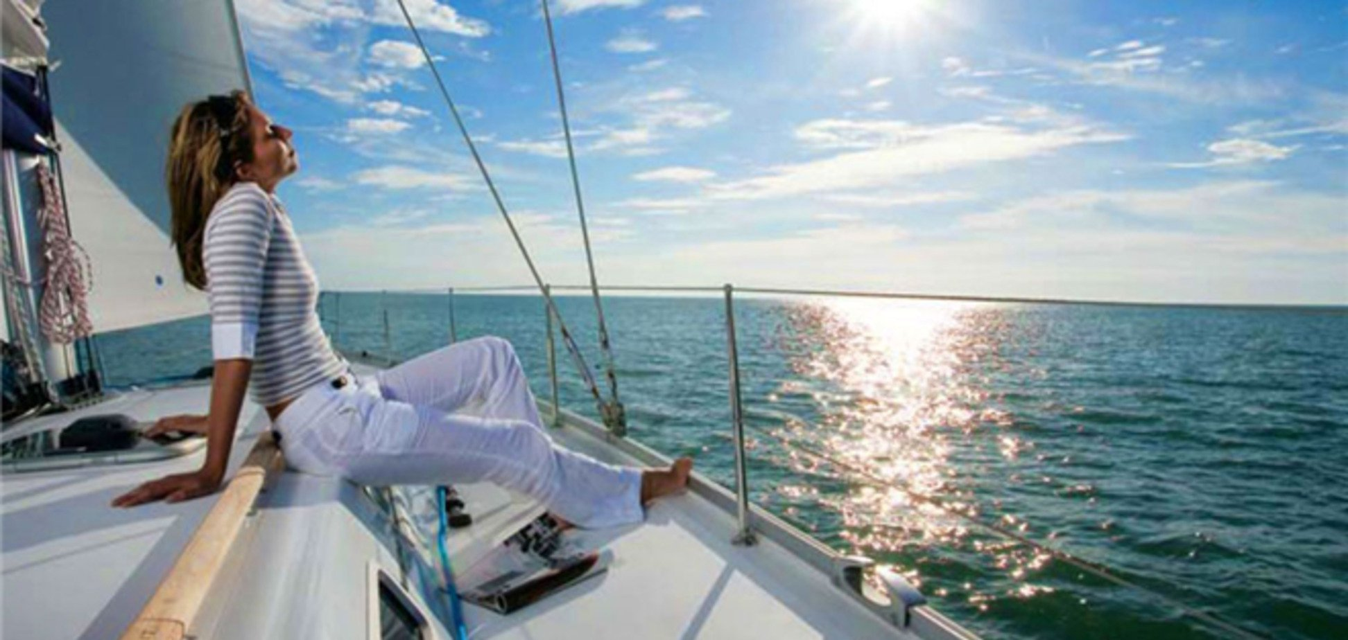 Заметки путешественника: любители морских прогулок