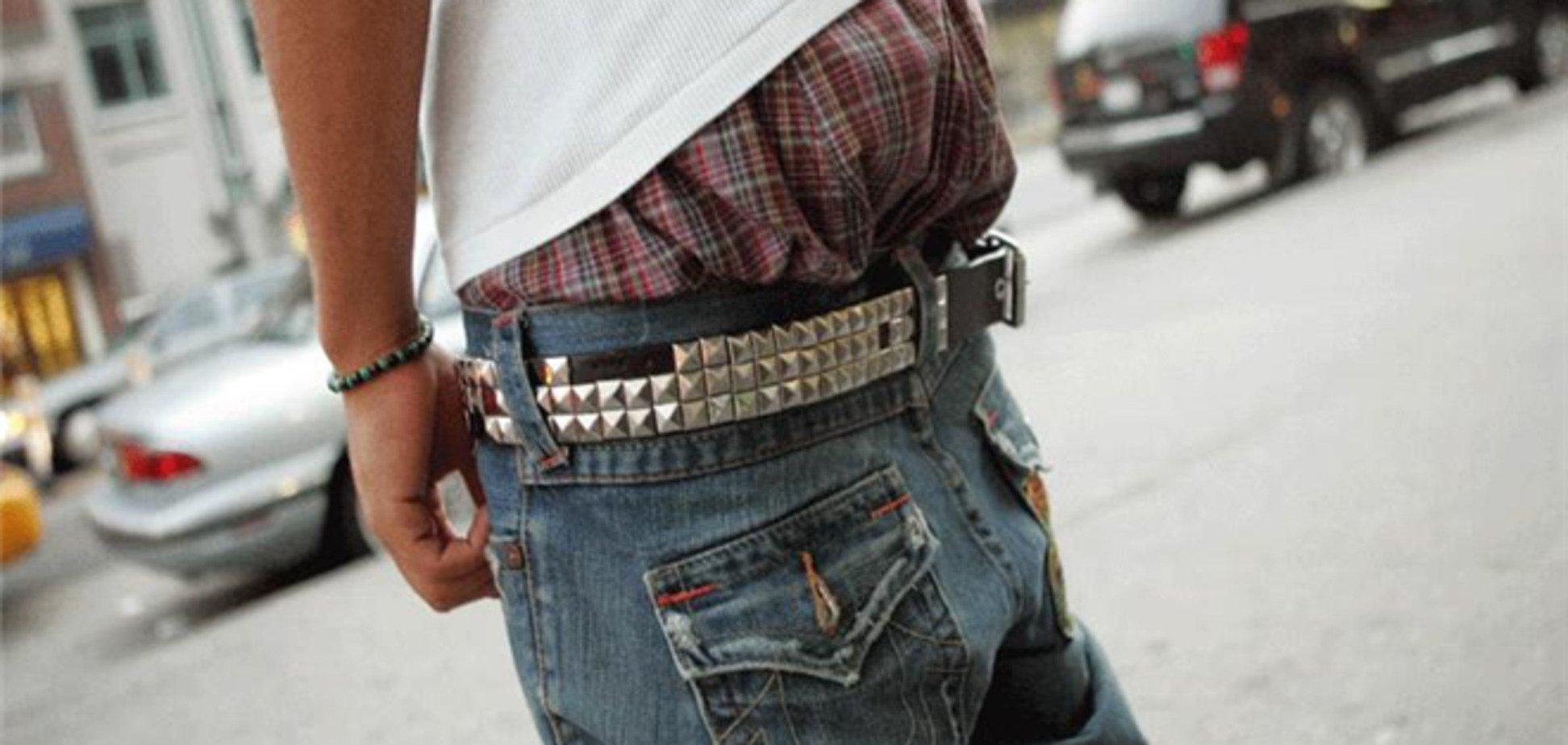 Кримчанина оштрафували за демонстрацію статевих органів
