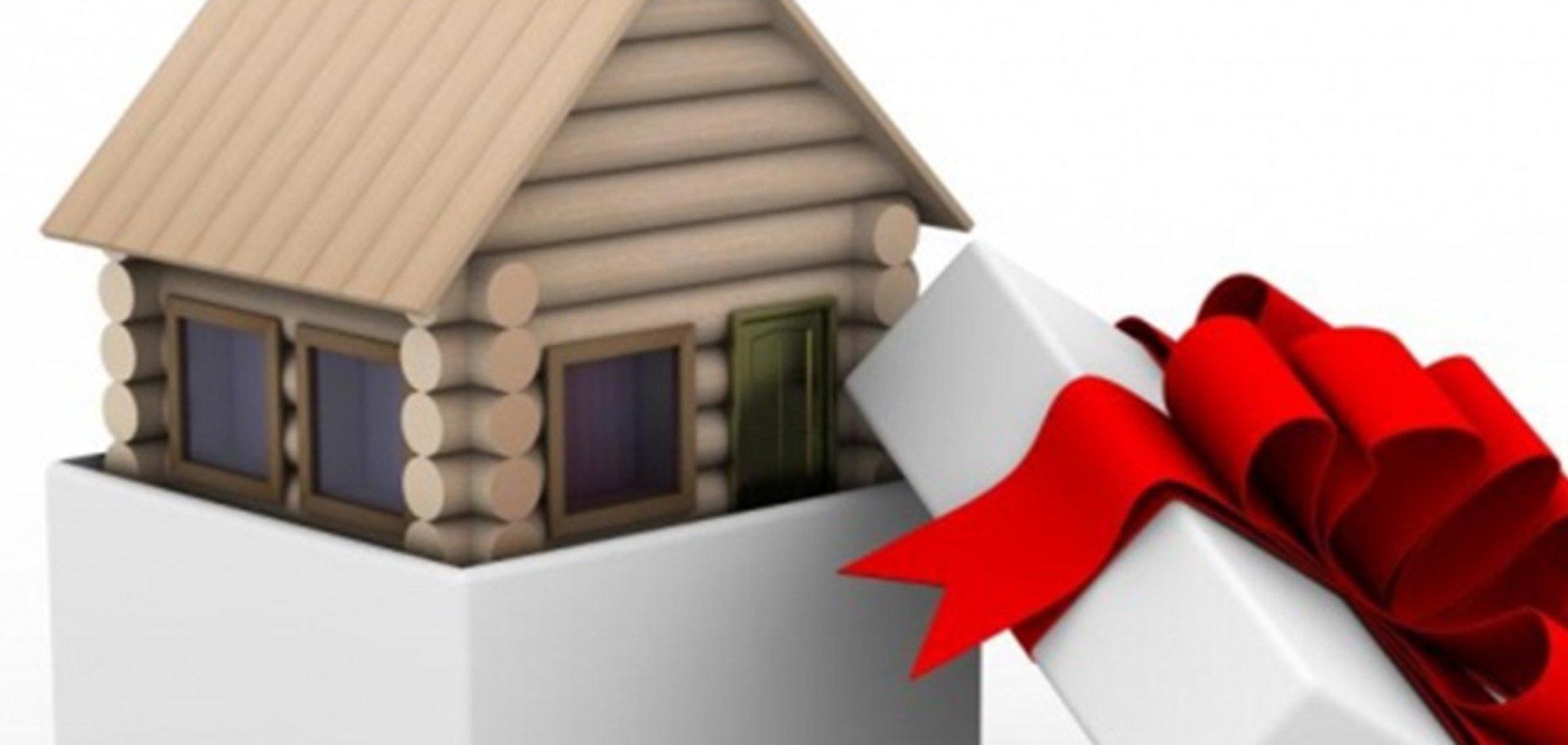 Среди киевлян растет количество пожертвований недвижимости