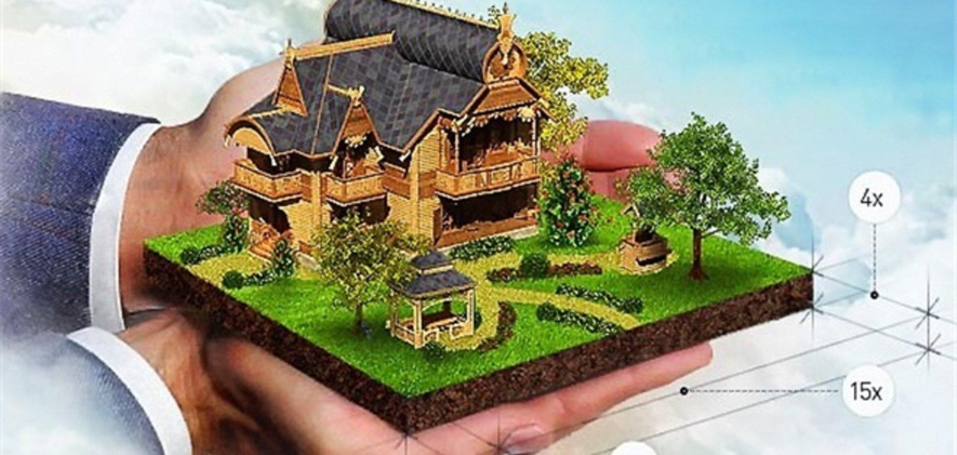 Киевляне теряют интерес к земельным участкам в пригороде