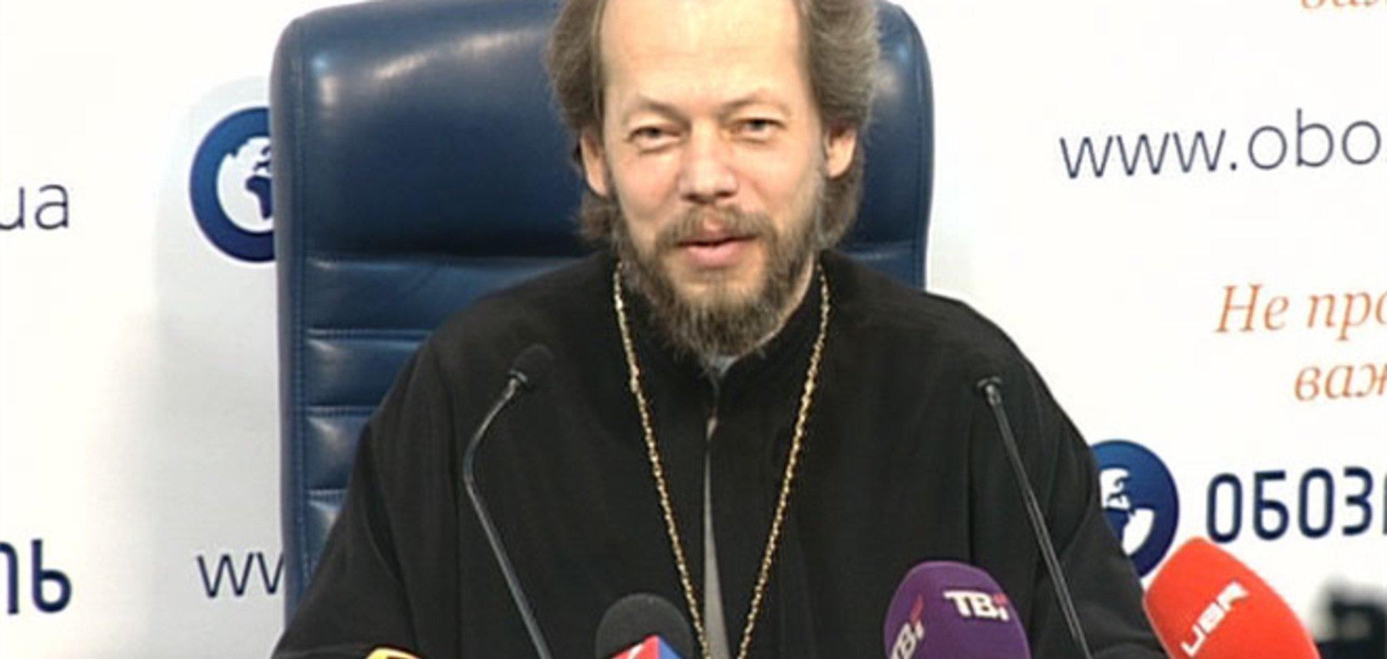 Георгій (Коваленко): Святкування Хрещення пройде мирно. Якщо не буде провокацій