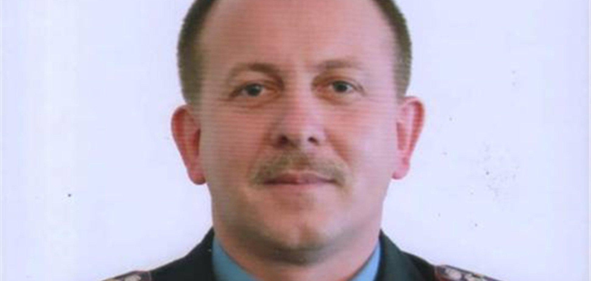 Назначен замглавы милиции Киева