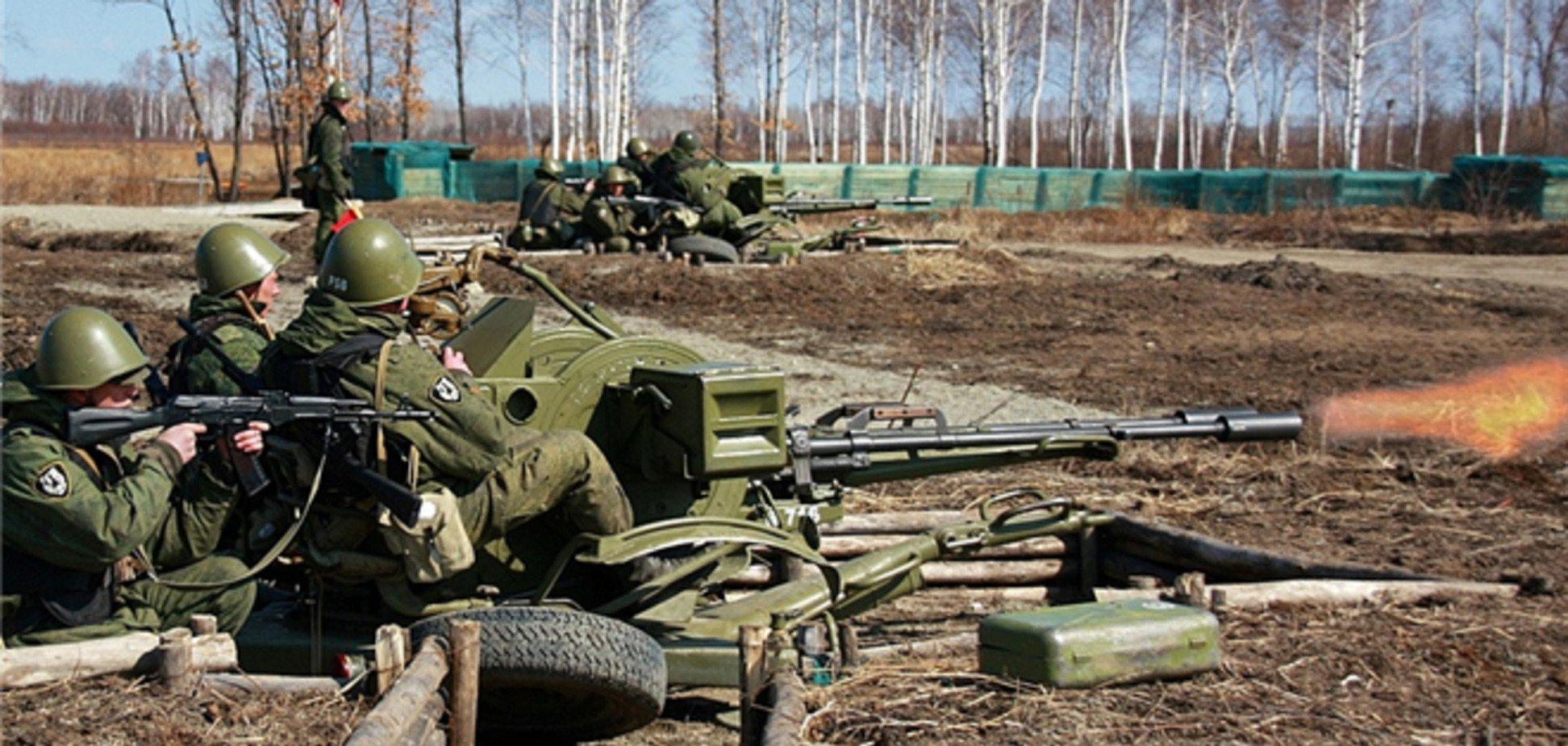 Військового поранила з артилерійської установки в Кривому Розі