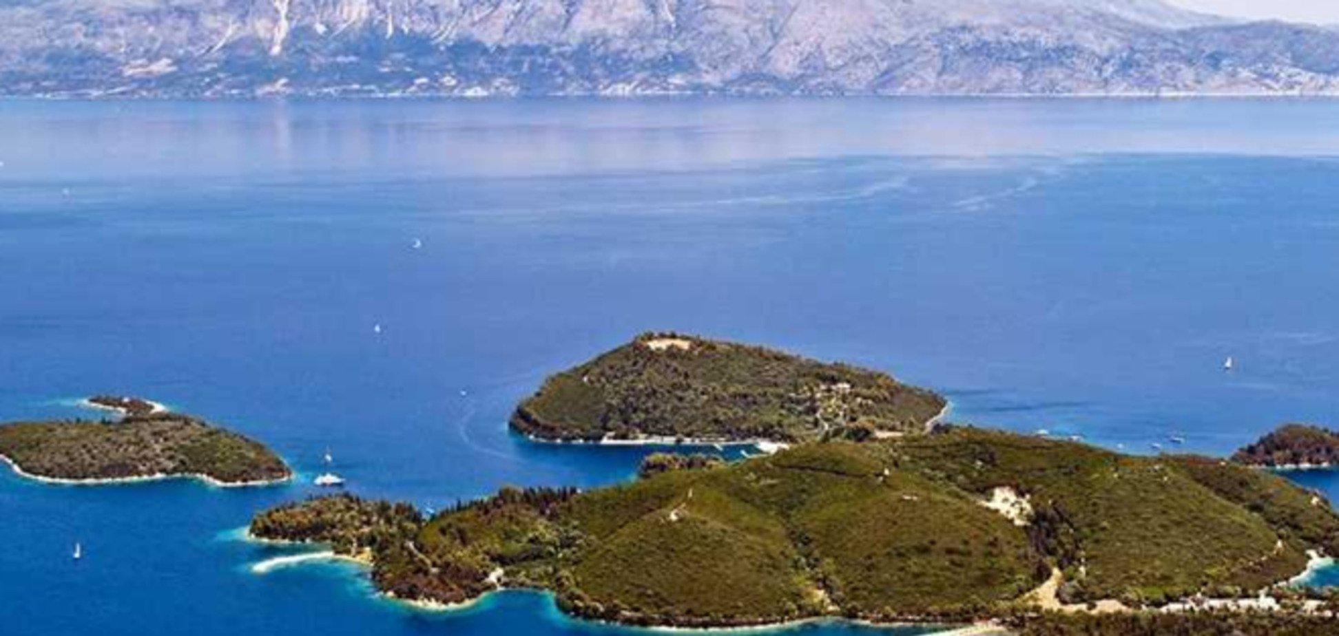 Спасаясь от налогов греки распродают острова