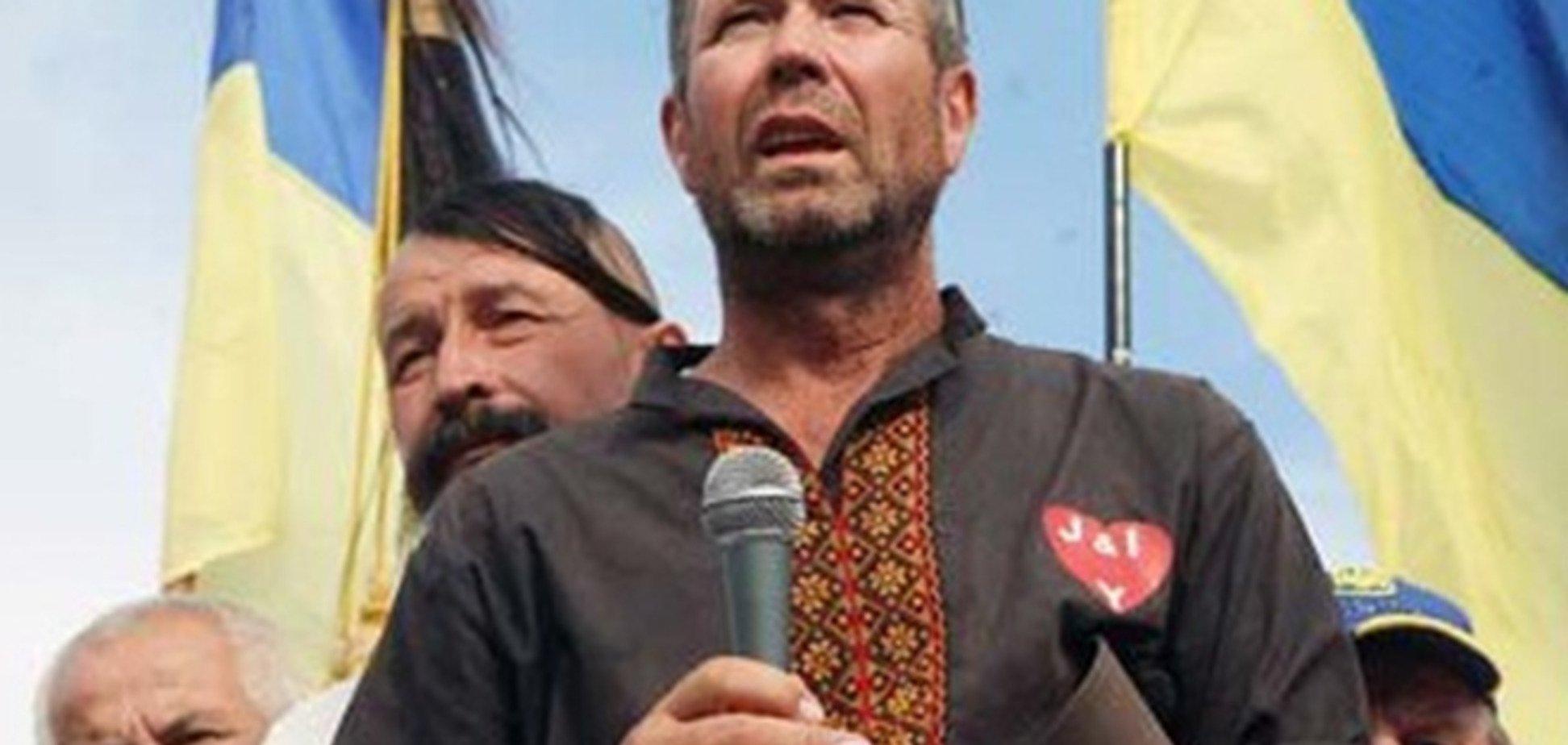 Організатор Врадіївського ходи оголосив у в'язниці голодування