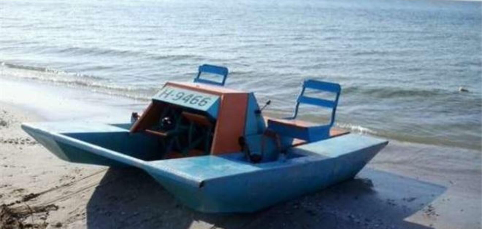 На Дністрі врятували відпочиваючих: людей віднесло течією на катамарані