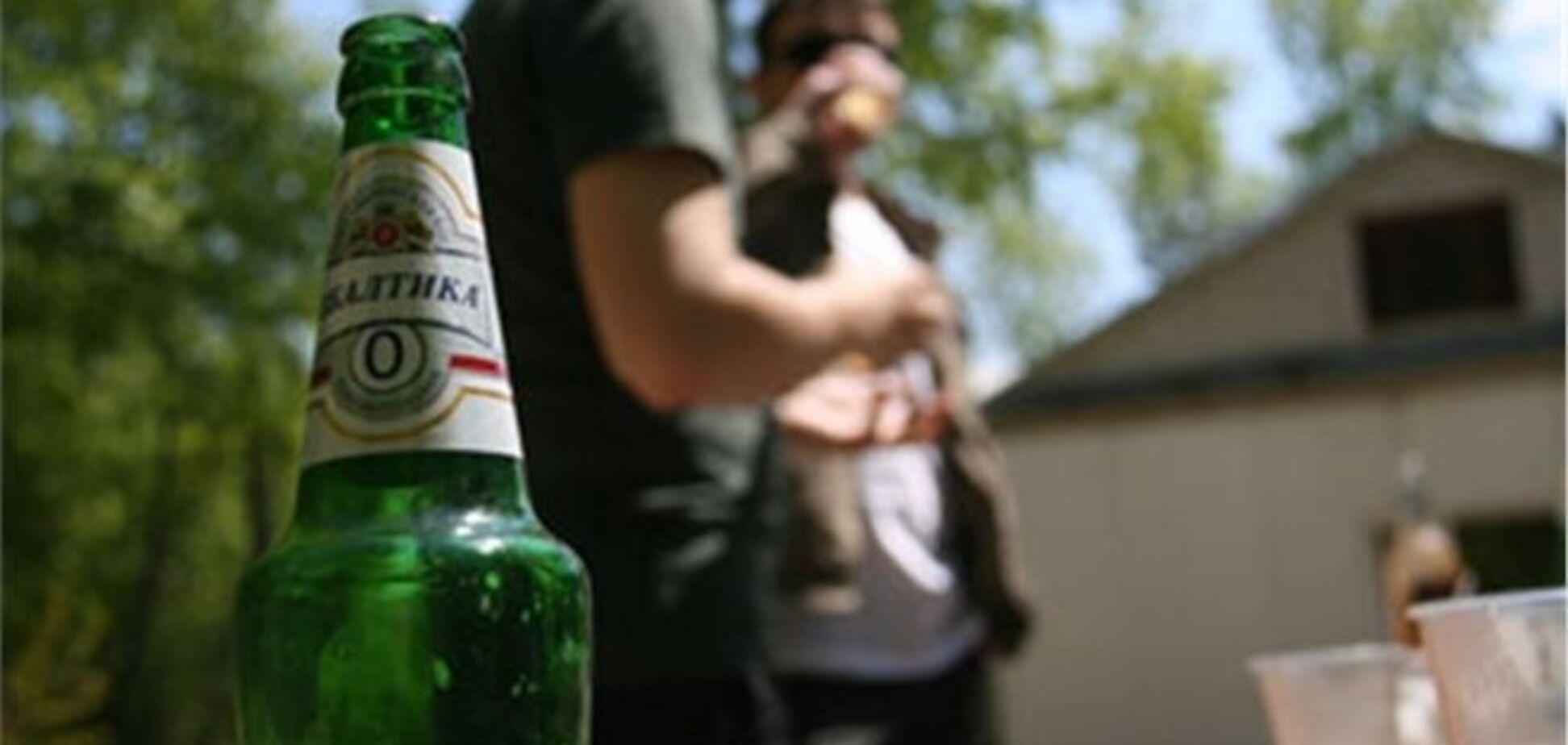 Побитий у Луганську тележурналіст був п'яний - міліція