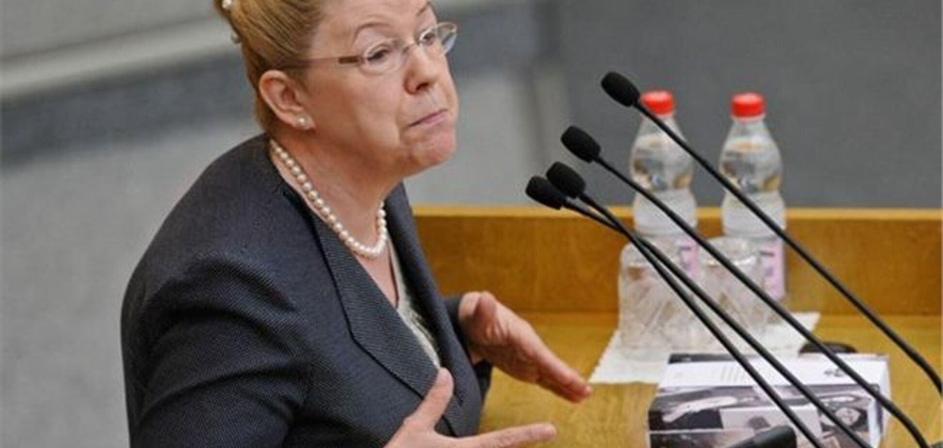 СК РФ вирішив помститися кривдникам скандального депутата Мізуліной