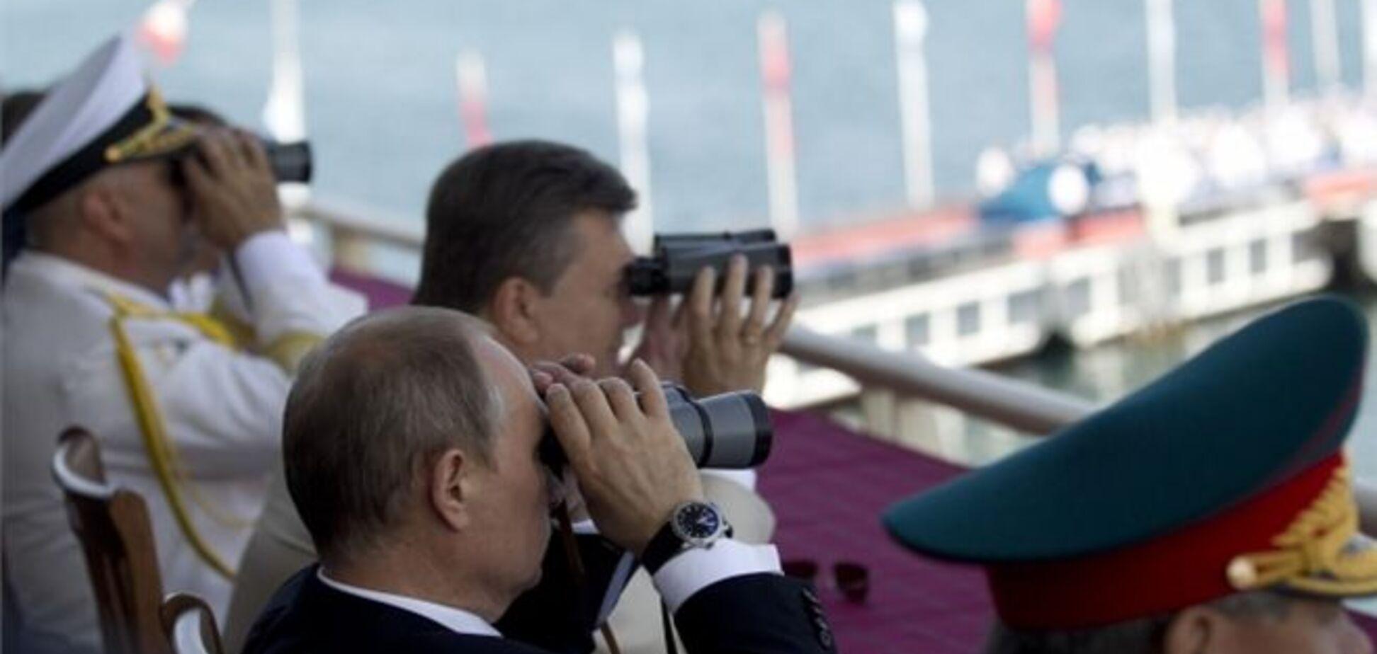 Мимо кассы: итоги визита Путина в Украину
