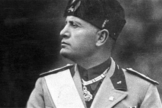 Муссолини и секс