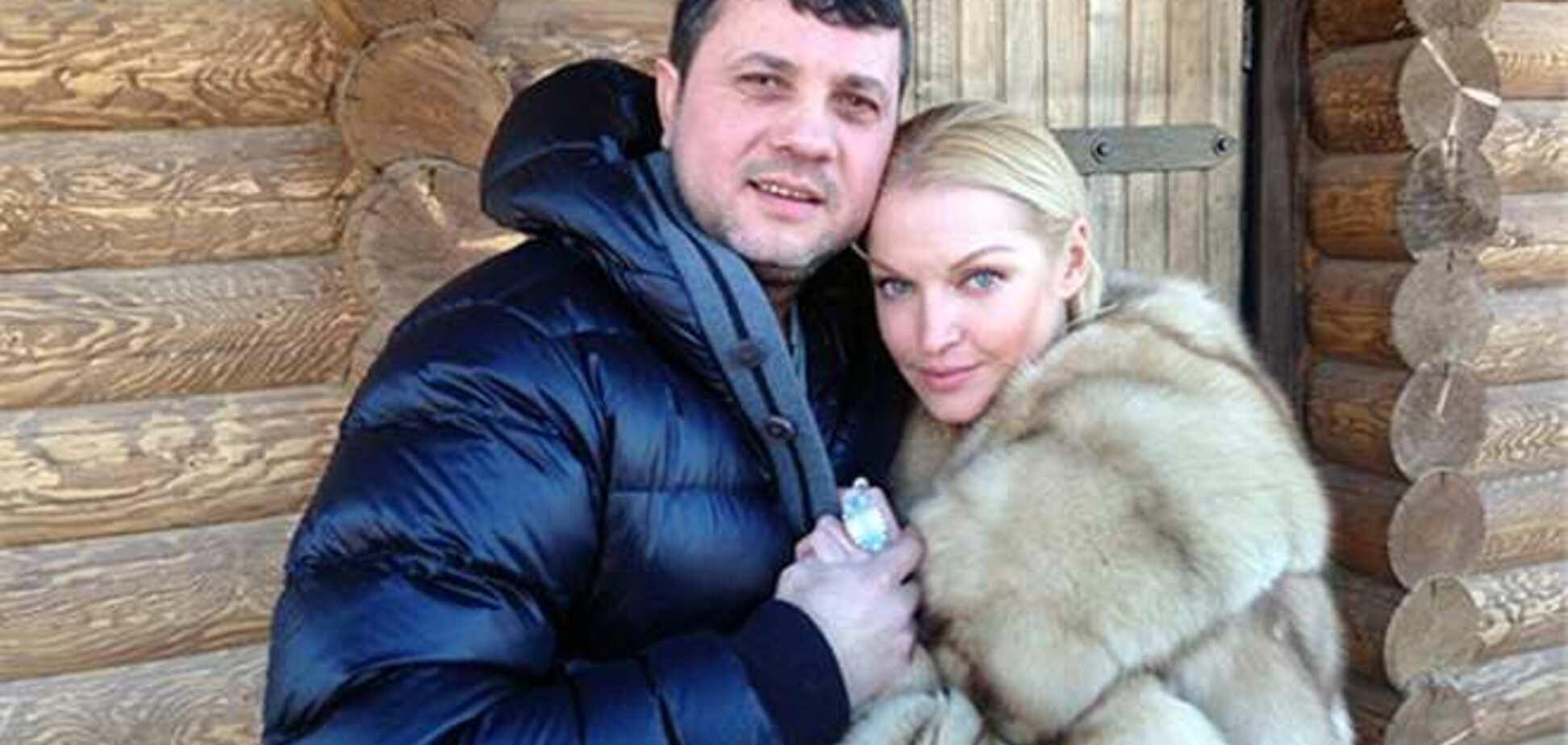 Волочкова в Twitter попрощалась с возлюбленным