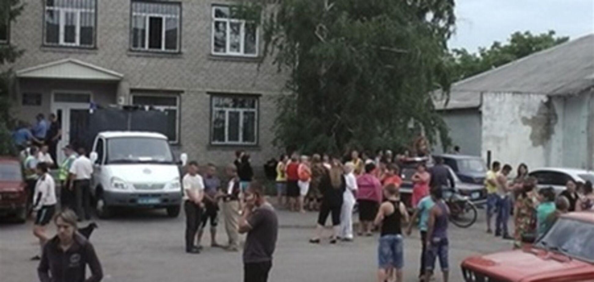 Міліцейський профспілка закликала покарати гвалтівників з Врадовкі