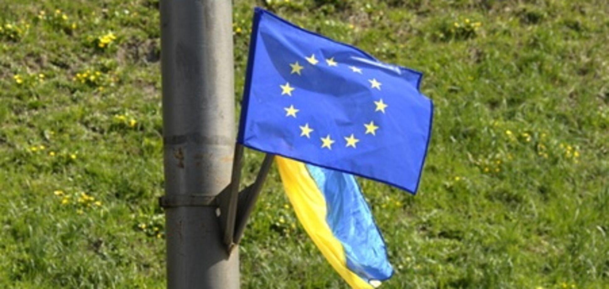 Випробування ЄС Україною