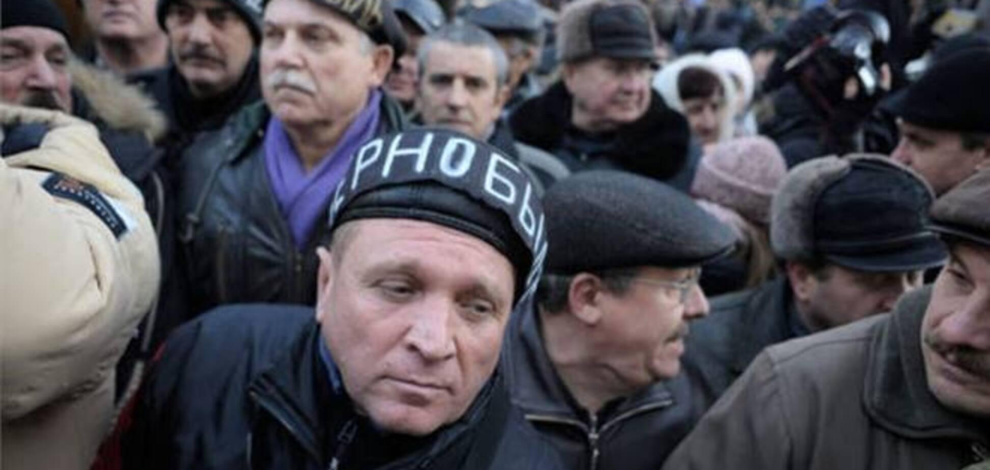 На чиновника МВС, 'плодити' фальшивих чорнобильців, завели справу