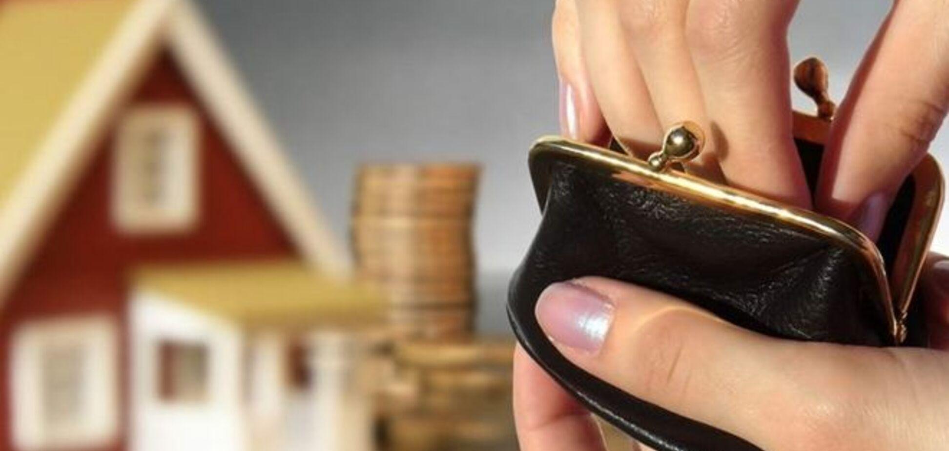 Киевляне от сдачи квартир в аренду будут платить 13%-ный налог