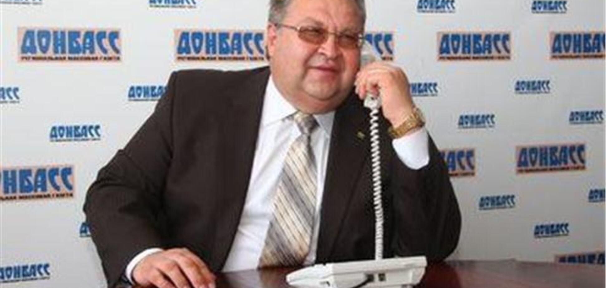 Головний транспортник Донецька затриманий за хабар