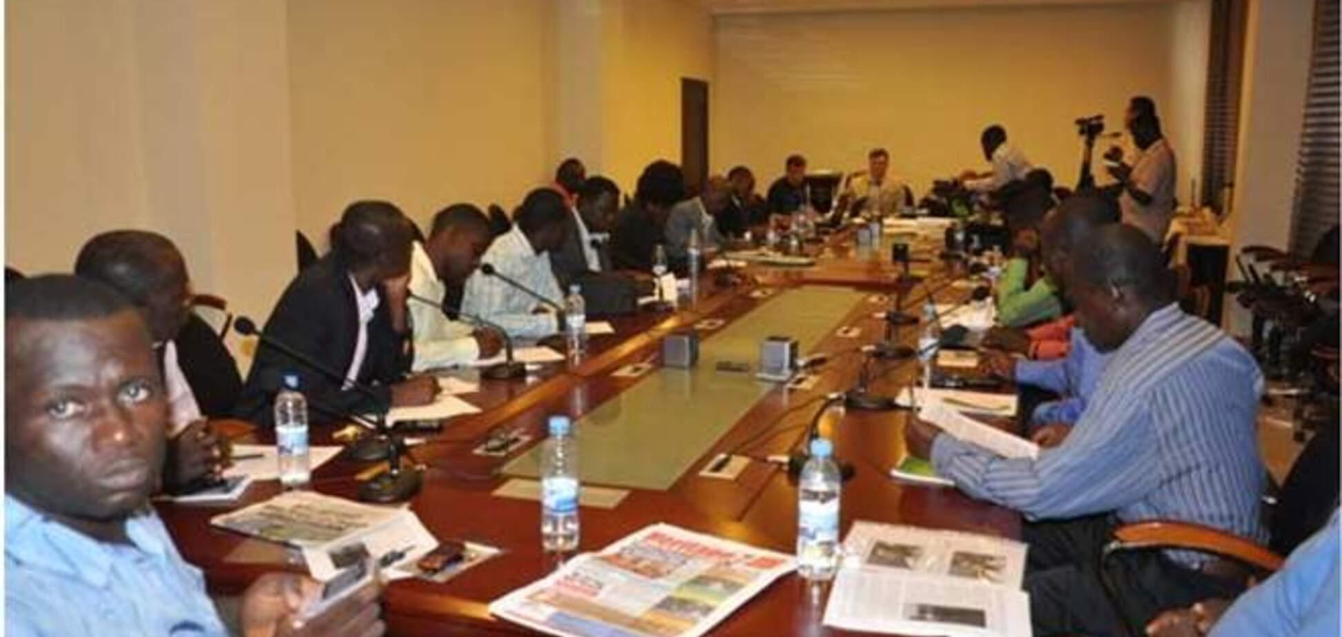 Шахрайство екс-глави Держрезерву в Ліберії коштувало інвестору 13 млн дол