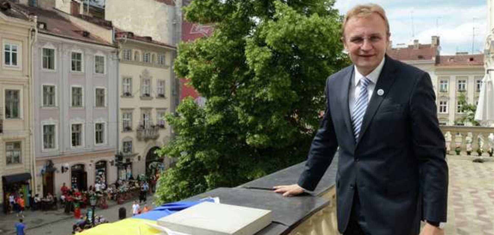 Мер Львова показав свої хороми за 4 млн грн