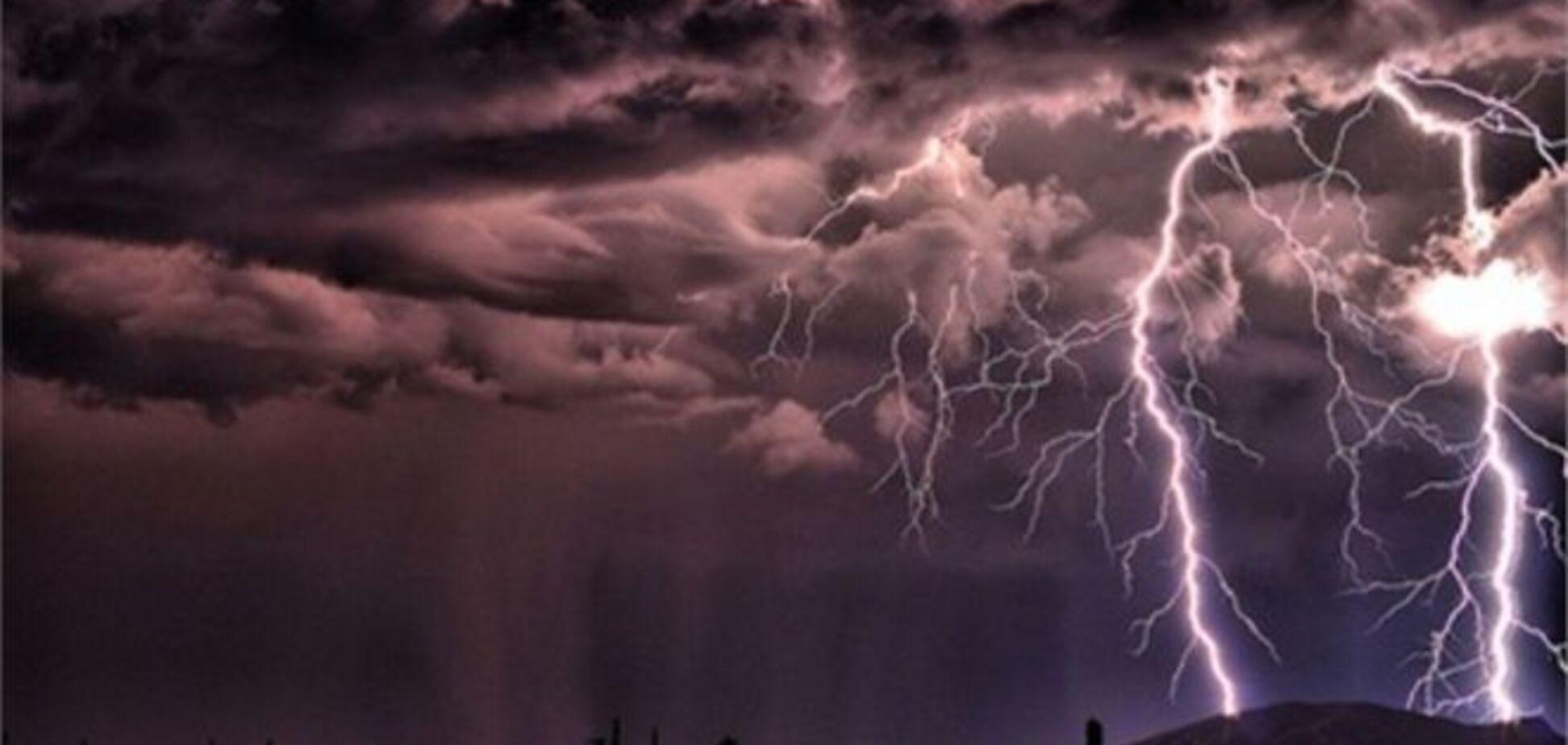 Негода знеструмила в Україні 44 населених пункти
