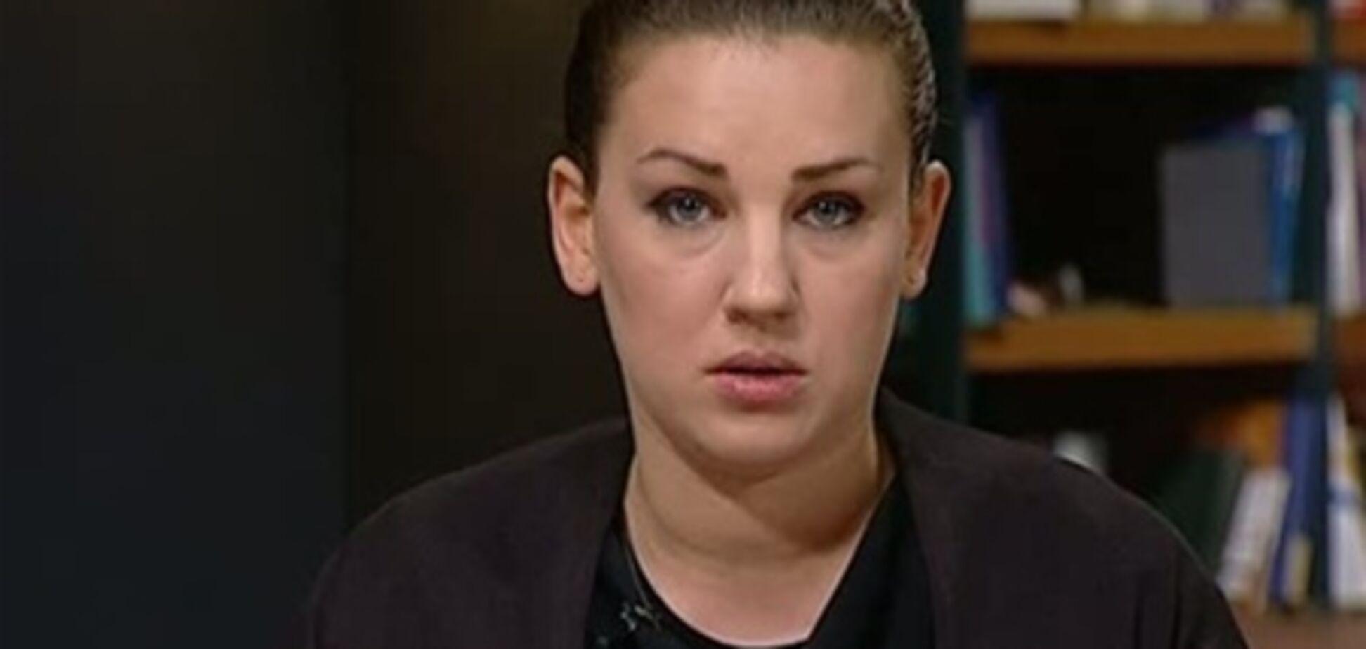 Що сталося з лицем депутата Оробець?