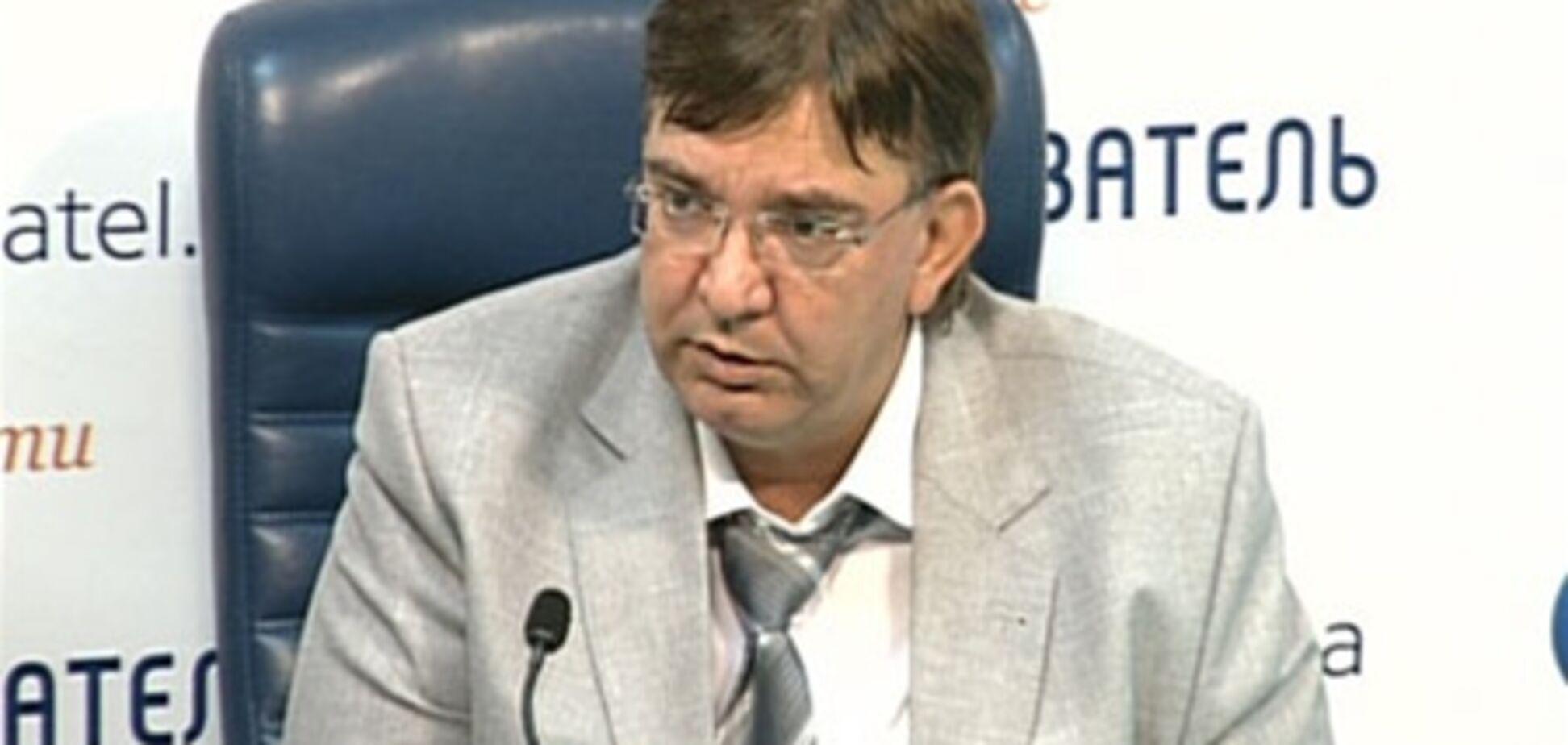 Багиров объяснил, почему в милицию попадают 'нелюди'