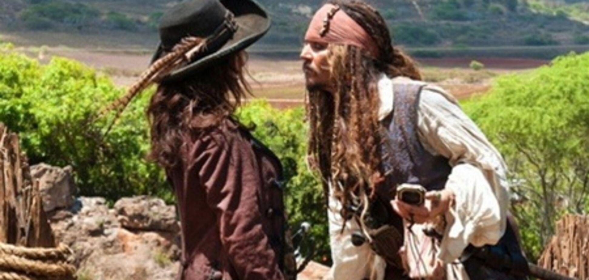 Пятых 'Пиратов Карибского моря' начнут снимать в этом году