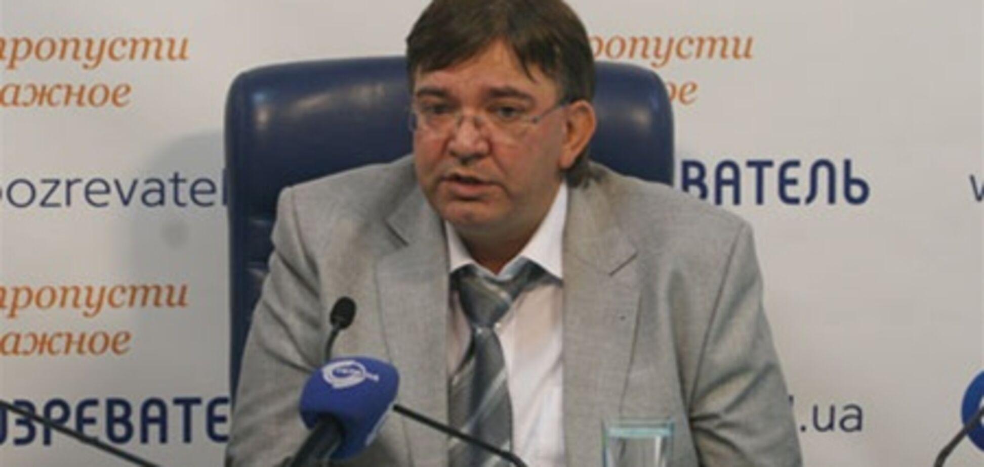 Протесты во Врадиевке могут перекинуться на всю страну – Багиров