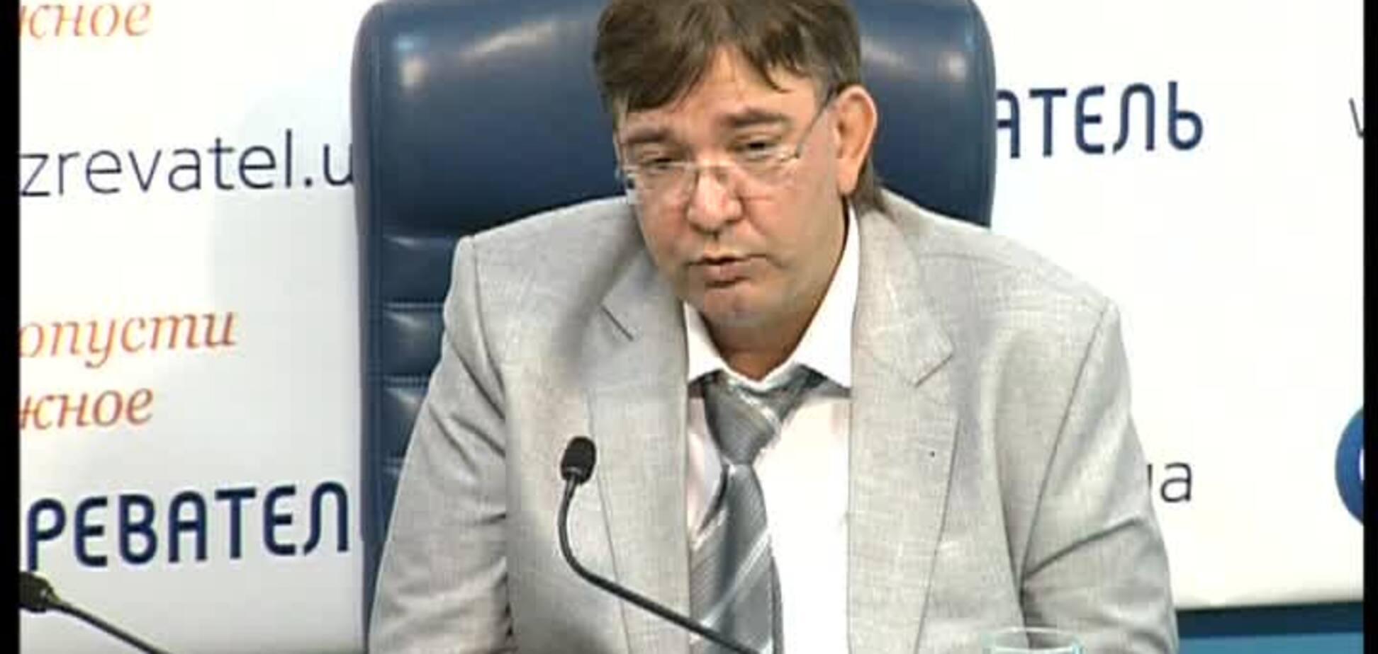 Багиров об упразднении спецкамер для преступников-милиционеров