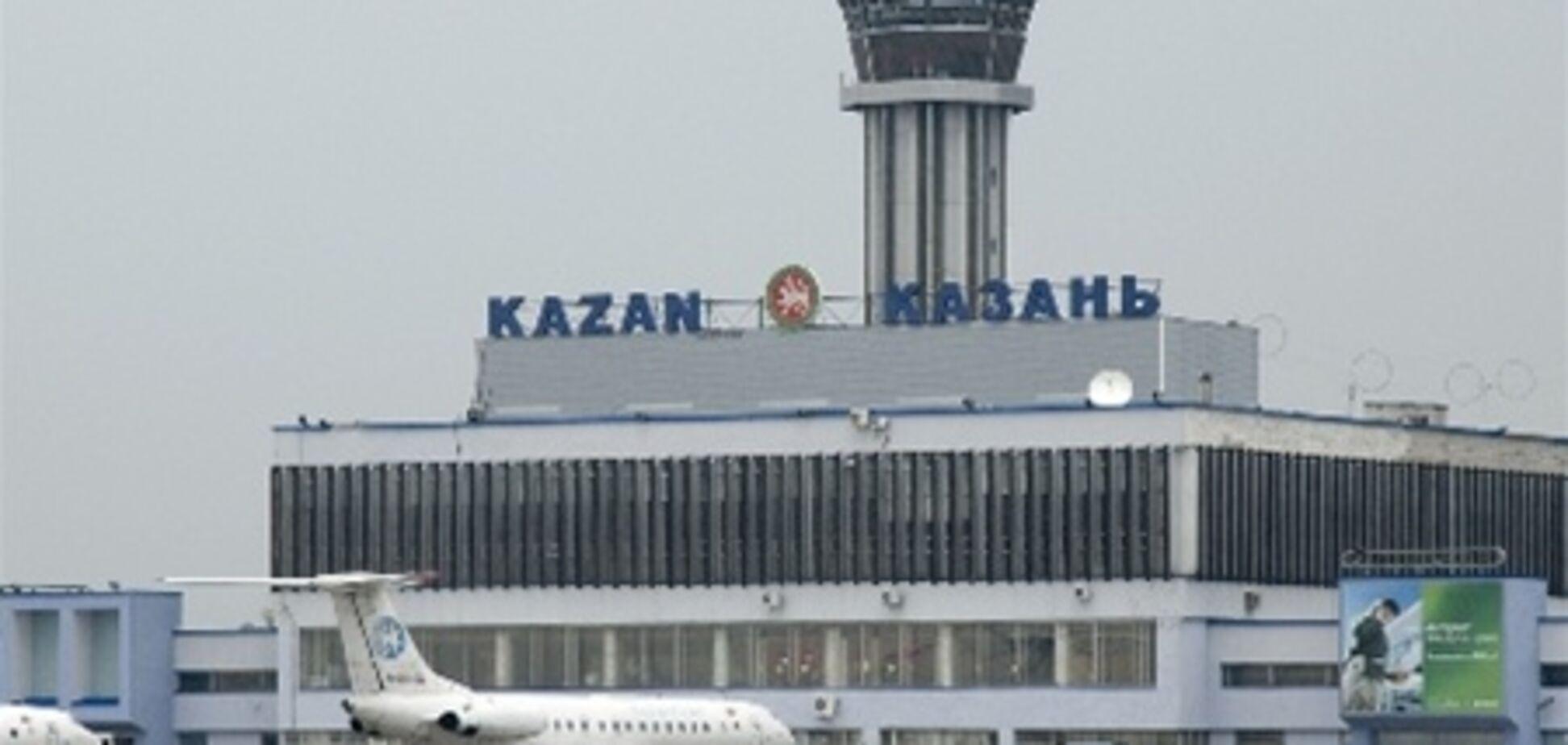 У Росії оштрафували міліціонера за п'яний дебош в аеропорту