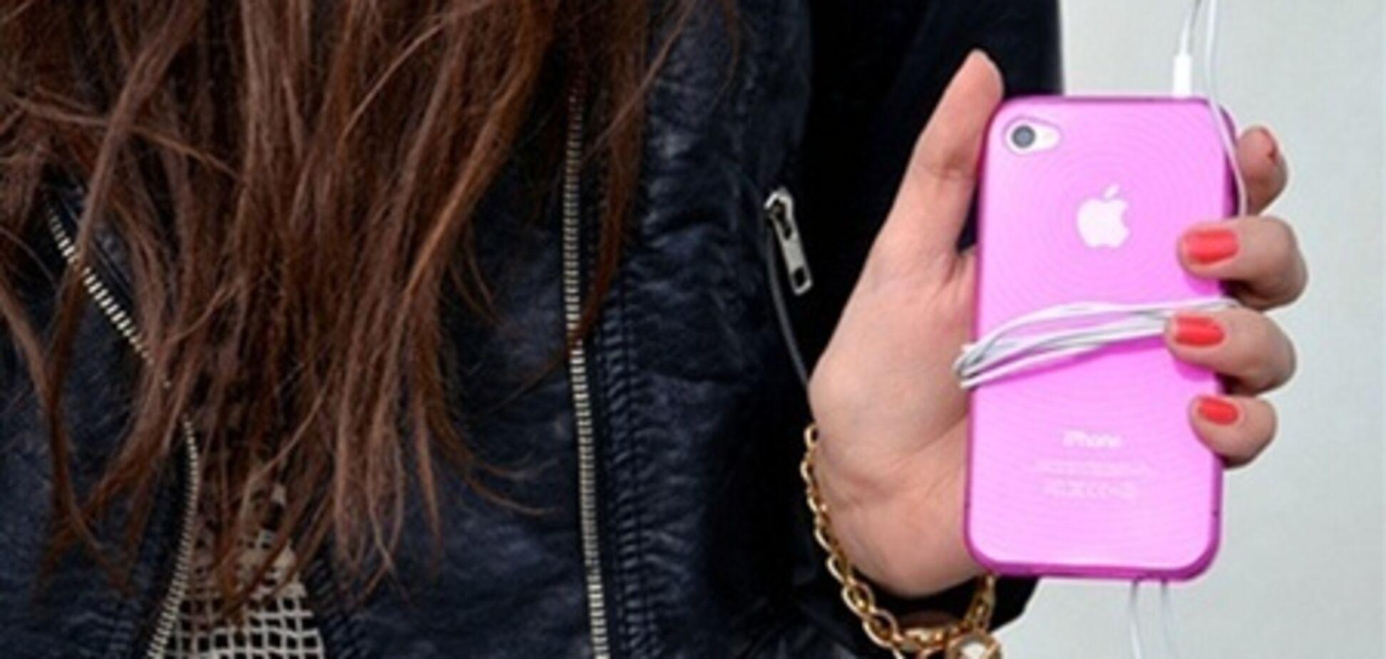 Школярку заарештували за власне порнофото в iPhone