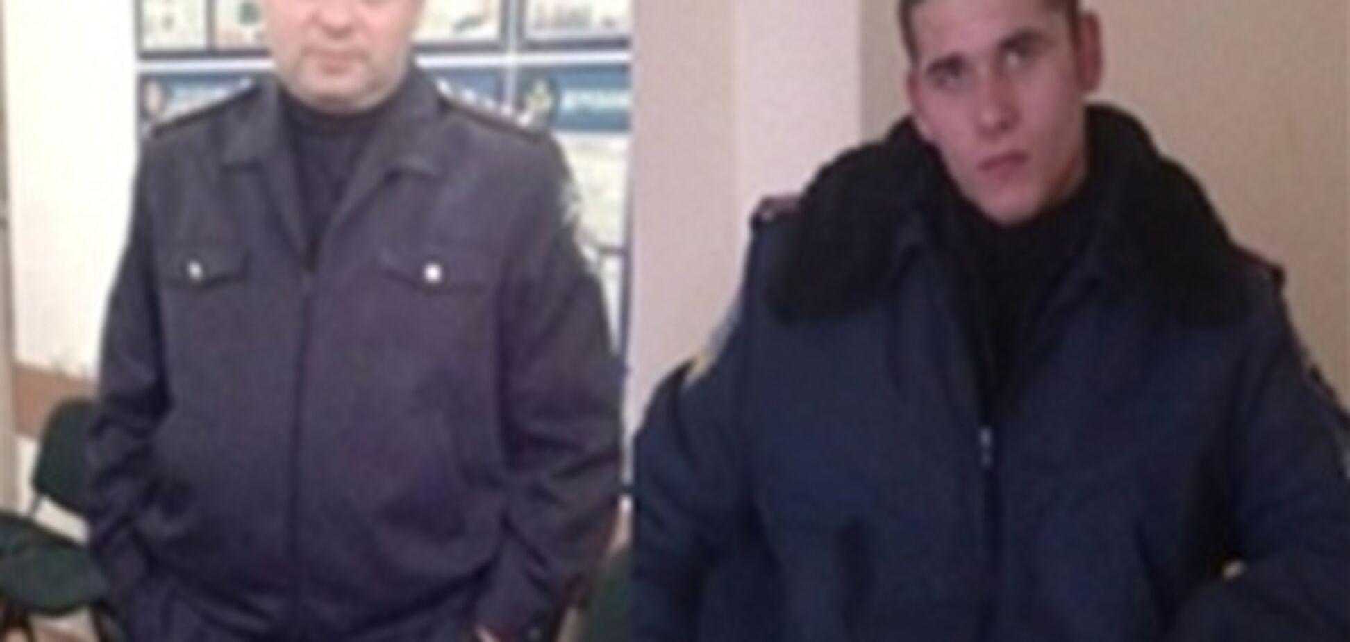 ДПтСУ: Врадіївський міліціонери не записували звернення