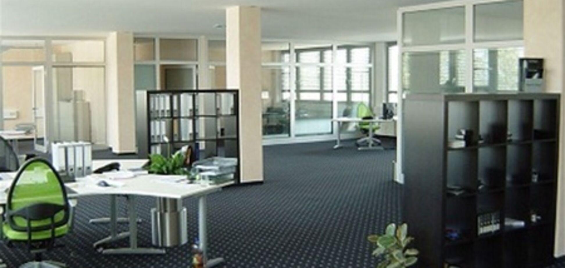 С начала года цены на офисы выросли во всех районах Киева