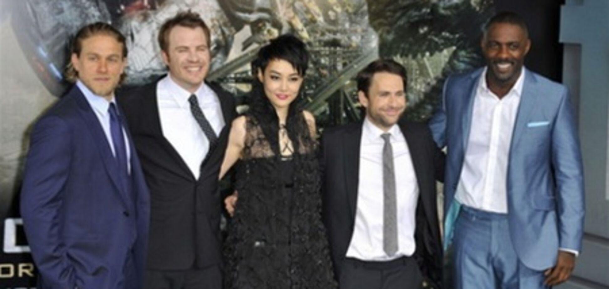 ''Тихоокеанский рубеж'': премьера в Лондоне