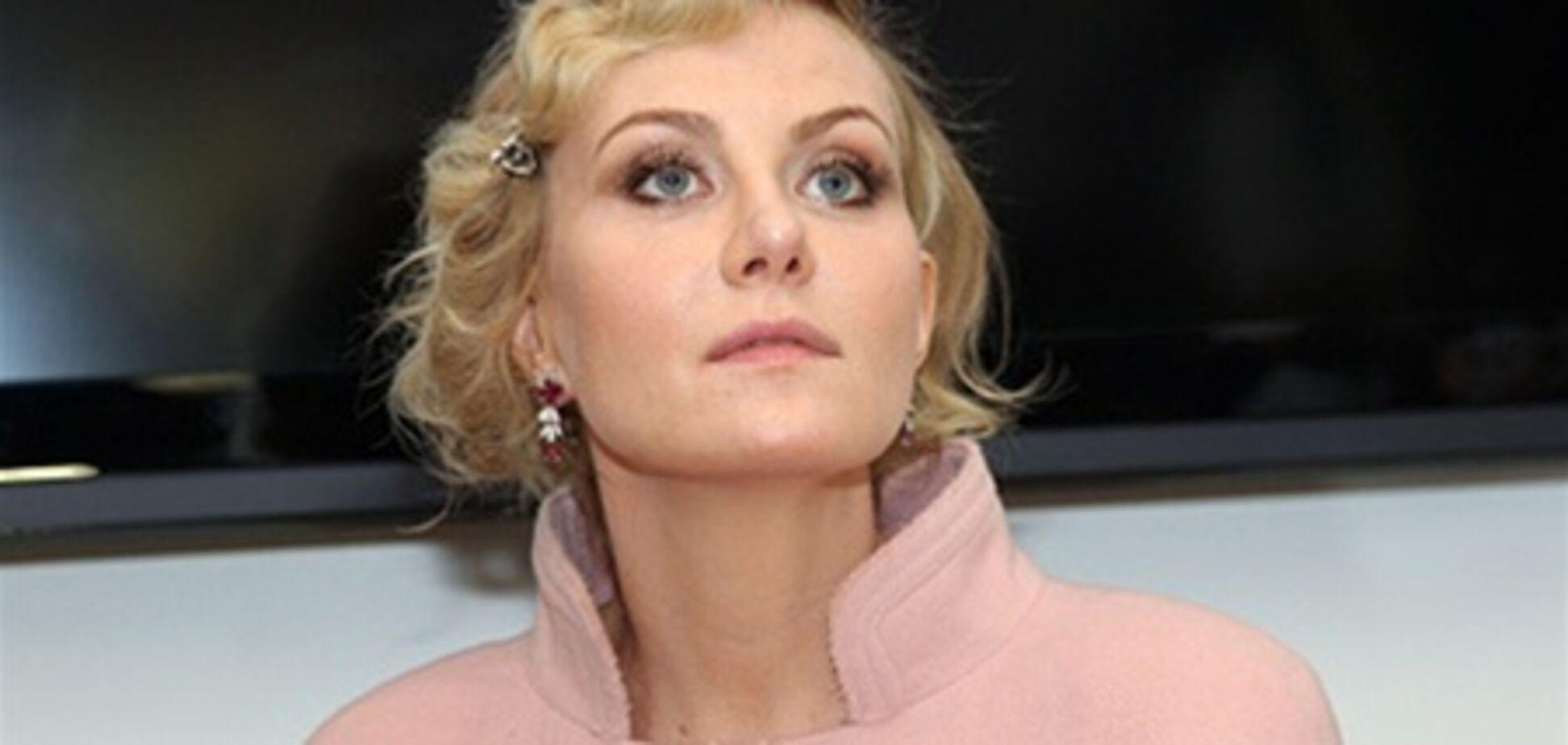 Литвинова показала, як виглядає без фотошопу та косметики