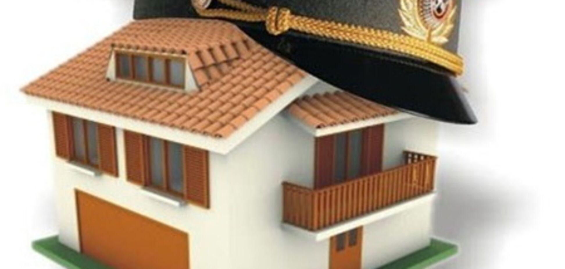 Кабмин утвердил порядок строительства жилья для военных
