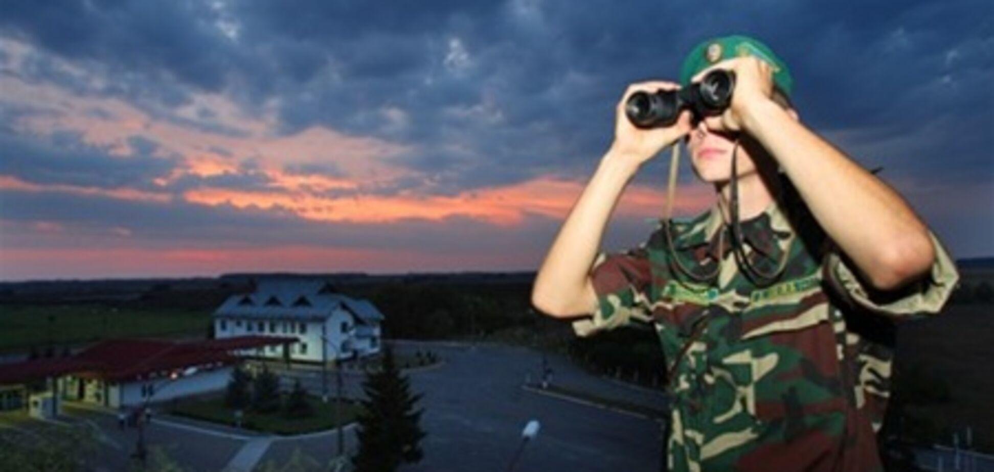 Все більше грузин-нелегалів намагаються перетнути кордон України