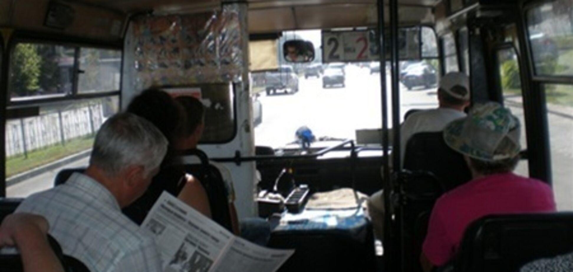 Житомирський міліціонер дізнався в пасажирі маршрутки злочинця