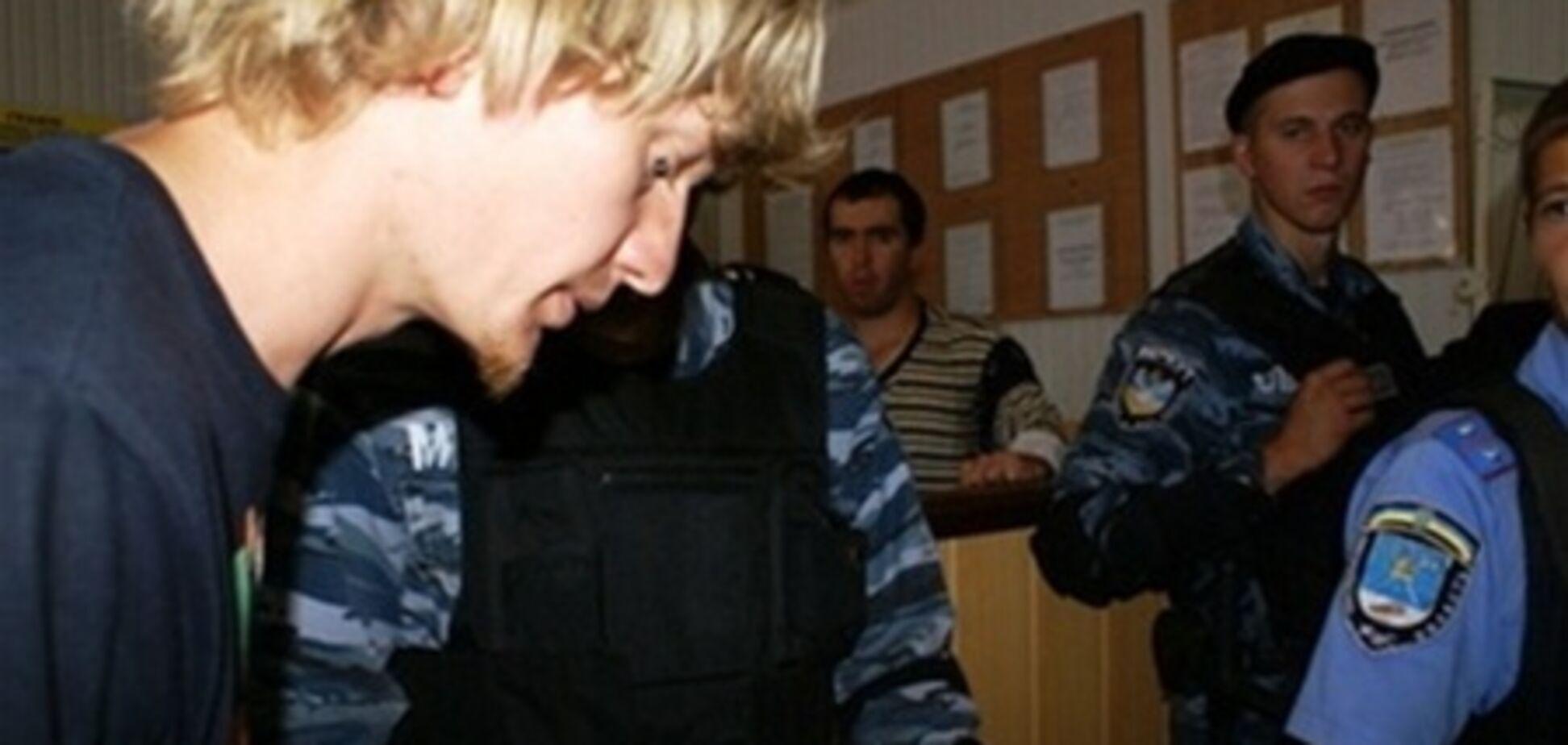 Міліція розслідує перешкоджання журналістам у Врадіївці